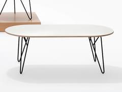 Tavolino ovaleSTUDIO | Tavolino ovale - BENE