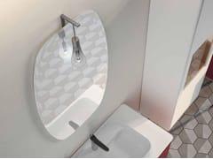 Lampada da specchio a LED per bagnoSU20 | Lampada da specchio - MOBILTESINO