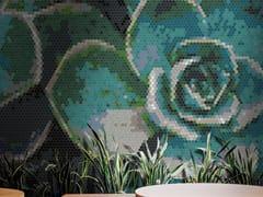 Mosaico in vetro riciclatoSUCULENT - TRUFLE MOZAIKI