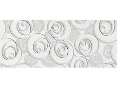 Rivestimento in ceramica a pasta bianca SUITE CURL IRON - Suite