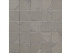 Mosaico in vetroSUMI-E DELTA | Cenere - NEROSICILIA GROUP
