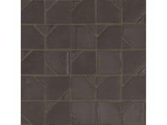 Mosaico in vetroSUMI-E DELTA | Ebano - NEROSICILIA GROUP
