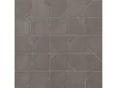 Mosaico in vetroSUMI-E DELTA | Fango - NEROSICILIA GROUP