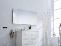 Pannello radiante a parete / specchioSUNINX | Specchio rettangolare - INFRALIA