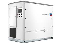 Inverter centrale per impianto fotovoltaicoSUNNY CENTRAL 2200 - 3000-EV - SMA ITALIA