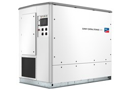 Inverter con batteria SUNNY CENTRAL STORAGE 1900 - 3000-EV - SMA ITALIA