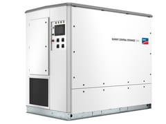 Inverter con batteriaSUNNY CENTRAL STORAGE 1900 - 3000-EV - SMA ITALIA