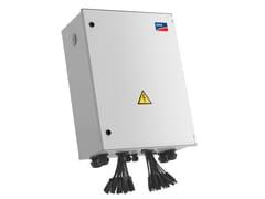 Sistema di monitoraggio per impianto fotovoltaicoSMA STRING MONITOR - SMA ITALIA