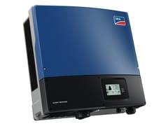 Inverter per impianto fotovoltaico trifaseSUNNY TRIPOWER 15000TL / 20000TL / 25000 - SMA ITALIA