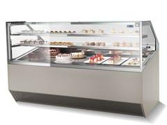 Vetrina refrigerata da banconeSUPERCAPRI | Vetrina refrigerata - ISA