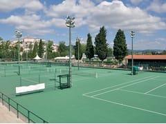 Pavimentazione per campi da tennisSUPERSOFT - CASALI