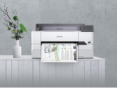 Stampante wireless per stampa tecnica in-house professionaleSureColor SC-T3405 (N) - EPSON ITALIA