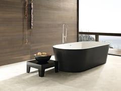 Vasca da bagno centro stanza ovale in Tecnoril®SURF | Vasca da bagno - MODULNOVA