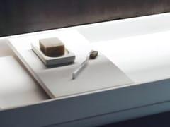Portasapone da appoggio in Cristalplant®SURF | Portasapone - AGAPE