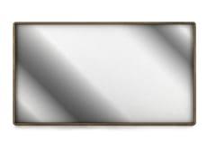 Specchio rettangolare con cornice da parete SURFACE | Specchio da parete - Surface