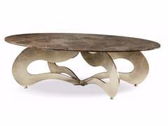 Tavolino ovale da salotto SVEVO | Tavolino ovale -