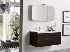 Mobile lavabo sospeso con specchioSWING 12 - BMT