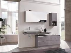 Piano lavabo / mobile lavaboSWING 23 - BMT