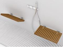 Sedile doccia ribaltabileSWING PANK - MAKRO