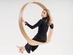Poltrona sospesa in legnoSWING N.1 | Poltrona in legno - SIMPLE IWONA KOSICKA