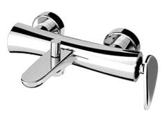 Miscelatore per vasca a muro esterno in ottone SYNERGY OPEN 93 - 9334000 - Synergy Open 93