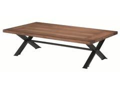 Tavolino rettangolare in legnoSYNTAXE - ROCHE BOBOIS
