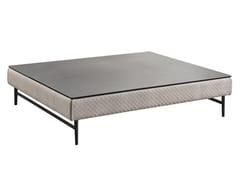 Tavolino basso in pelleT135B T136B T137B T138B - GAMMA ARREDAMENTI INTERNATIONAL