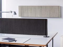 Acoustic felts and panels