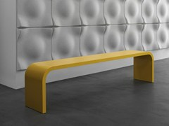 Bench and stools