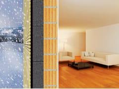 Façade insulation systems