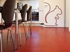 Pavimenti in Linoleum/Cushion