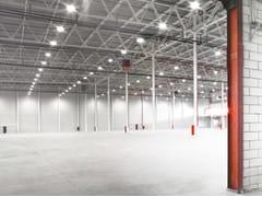 Illuminazione per ambienti industriali e sportivi