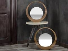 Mirror pedestal