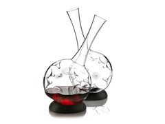 Glasses & decanter