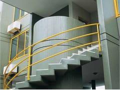 Water-borne decorative paints for exterior