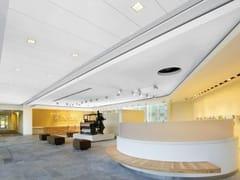 Hanging acoustical panels