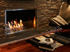 Premium Single Sided Fireplaces