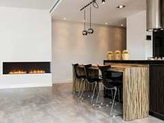 Flex Right Corner Fireplaces