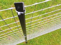 Reti da recinzione in plastica