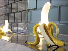 Banana Lamp Yellow