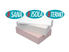 Isolanti termici in idrati di calcio e antimuffa