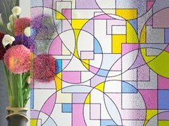 Pellicole per vetri decorative