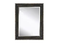 Specchio rettangolare in legno e vetro con cornice da pareteTAAG - MONDIART INTERNATIONAL