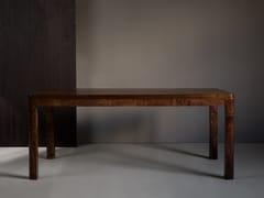 Tavolo rettangolare in noceNORD | Tavolo - F&Y
