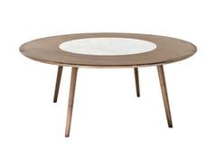 Tavolo da pranzo rotondo in legnoUOVO   Tavolo con Lazy Susan - FARGO HONGFENG INDUSTRIAL