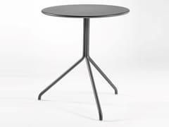 Tavolo da giardino rotondo in metalloLOL | Tavolo rotondo - GABER