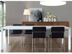 Tavolo laccato rettangolare SENSAI | Tavolo laccato - Sensai