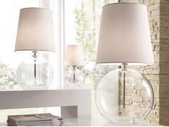 Lampada da tavolo in vetroPARIGI | Lampada da tavolo - CANGINI & TUCCI