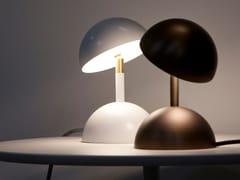 Lampada da tavolo a LED orientabile in alluminio°DIABOLO | Lampada da tavolo - EDEN DESIGN