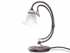 Lampada da tavolo in ceramica con braccio fissoVICENZA | Lampada da tavolo - FERROLUCE